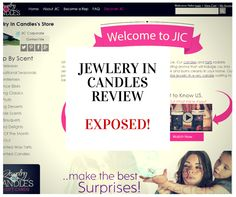 Jewelry in Candles Review EXPOSED