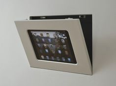 Wall-Smart wall mount for iPad modern-home-electronics