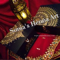 Jewellery boxes by Sonia's Henna Art Hand crafted , painted & designed Henna Artist in Toronto