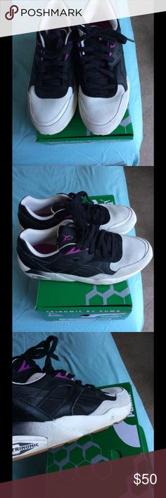 Puma Sneakers Worn once. Trinomic by Puma Puma Shoes Sneakers