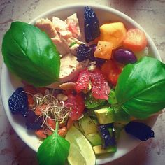 Plum Seed, Dried Plums, Apricot Kernels, Grilled Chicken, Fruit Salad, Avocado, Salads, Mango, Pumpkin