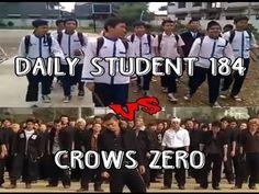 Daily Student 184: Tawuran lawan Genji (Crows Zero)