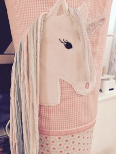 Unicorn school bag sewn with Westphalian fabrics. Embroidery file from .- Unicorn school bag sewn with Westphalian fabrics. Embroidery file from embroidery heart. Order sewing in the Zornheim sewing room Embroidery Hearts, Embroidery Files, Schultüte Diy, School Pack, School Teacher, Diy Back To School, Backpack For Teens, Sewing Tutorials, Sewing Projects