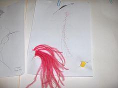 DANNY WISE Sketches - Schizzi - Bozzetti Haute Couture 2006