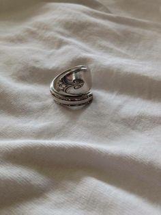 Vintage spoon ring...$10