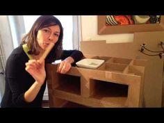 Vidéo 11# Comment coller son kraft gommé dans les endroits inaccessibles? - YouTube