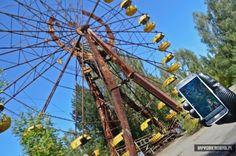 Pokemon GO Czarnobyl