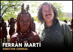 Director General, Experto en viajes a Costa Rica y a Guatemala