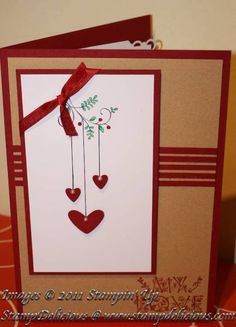 For My Beloved by Stampdelicious - Cards and Paper Crafts at Splitcoaststampers