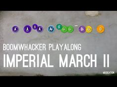 Imperial March II - Boomwhacker Playalong - YouTube