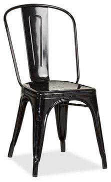 Tolix Café Chair Modern Dining Chair Cushions