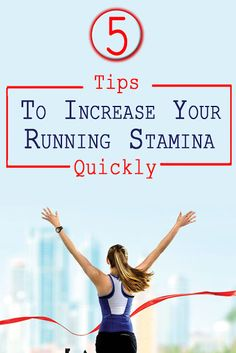 5 Tips To Increase Your Running Stamina Quickly | Your Health Matters For Us