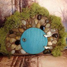 A Door for a Hobbit Fairy Gnome Leprechaun by HandmadeByBarb