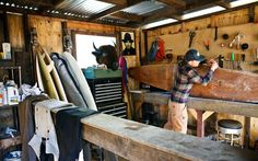 tamarackaspenbirch:  I'm digging this workshop! Photo from patagonia.com/ca by Jeff Johnson