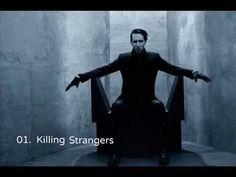 Marilyn Manson - Killing Strangers - The Pale Emperor- January 20