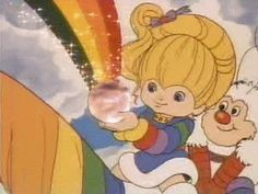 Image result for rainbow brite and brian