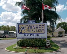 Yankee Traveler RV Park Largo FL Passport America Campgrounds