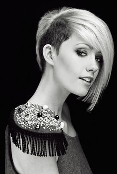 long undercut/ wish I were brave enough....