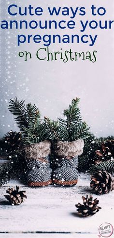 Cute ways to announce your pregnancy on Christmas - Pregnancy & Newborn Parenting - Schwangerschaft Pregnancy Announcement To Parents, Christmas Baby Announcement, Pregnancy Tips, Pregnancy Reveal Pictures, Cute Baby Announcements, Happy Pregnancy, Little Mac, Kids Fever, Preparing For Baby