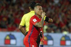 @Chile #EduVargas #Chile #9ine