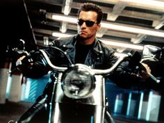 """The Terminator, from """"T2."""""""