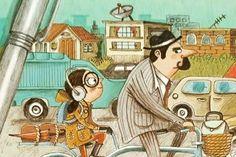 #LIBROrecomendado Todo va a estar bien de Ricardo Silva Romero y Paula Bossio, novela infantil editada por Penguin Random House Leer más: http://www.colectivobicicleta.com/2016/11/todo-va-a-estar-bien-paula-bossio.html
