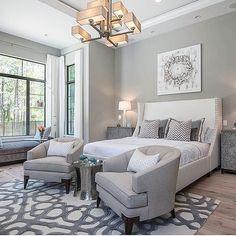 """1,529 Likes, 5 Comments - Velvet Musings   Vera (@velvetmusings) on Instagram: """"Stunning bedroom via @globalviews #home #homestyle #homeinspo #staging #bedroomdecor #bedroom…"""""""