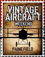 Paine Field...Vintage Aircraft Weekend preps for takeoff, via @GenAvNews #aviation #vintage #kpae