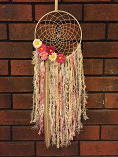 Flower Dreamcatcher