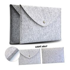 26*20cm 9.7'' Tablet Cover Case Sleeve for Apple iPad 2 3 4 Air 1 2 Envelope Wool Felt Bag for X98 Pro Plus Onda V919  V989 Air