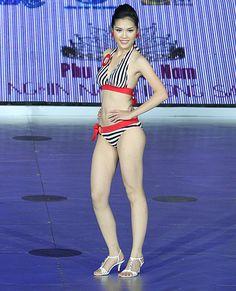 """#candientu Phạm Thị Thùy Dương dự thi Miss International 2007. Cô giành danh hiệu """"Hoa hậu được khán giả yêu thích qua mạng"""" với tỷ lệ bình chọn 65%."""