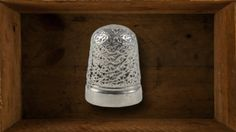 Harriet Tubman's Thimble: Used by famed abolitionist Harriet Tubman to stitch the rags of her  fellow slaves, this thimble is imbued with the ability to refract light  so that the wearer can take on the appearance of any person she or he  chooses.