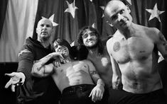 Red Hot Chili Peppers - Red Hot Chili Peppers Photo (31202557 ...