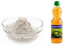 Bicarbonato y vinagre la solución definitiva para la caída del cabello | Belleza