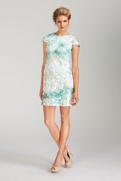 Suzi Chin Ariel Sequin Shift Dress.  So tickled to have this in my life! Wearing it to a spring wedding.