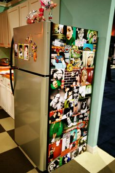 Fridge Skins / Hűtőmágnes on Pinterest