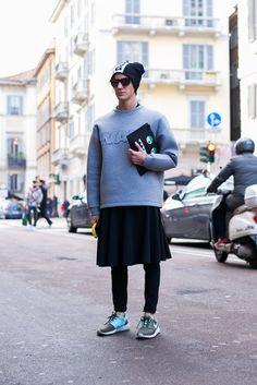 street style from kadu dantas blog.