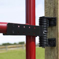 Farm Gate Self-Closing Device | Gate Accessories | Boerboel Gate ...