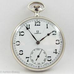 OMEGA Omega Vintage Pocket Watch
