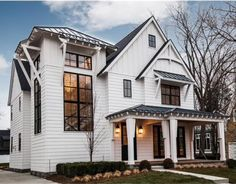 Wonderful windows, siding and rafter tails