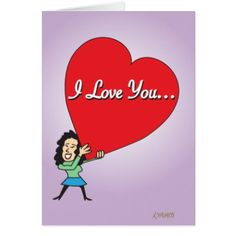 #funny - #Funny Big Love Valentine Card for Him Asian
