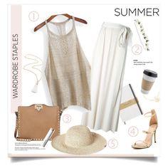 Summer Essentials by rever-de-paris