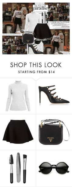 """""""""""Ooh, Julie's so smart, Julie's so special"""" - Rachel Green"""" by dalya-b ❤ liked on Polyvore featuring Oris, Rumour London, La Femme, Gucci, Neil Barrett, Prada, Sephora Collection, ZeroUV, friends and 1994"""