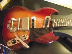Gibson SG 250 - 1972
