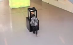 This Interactive Sculpture Is Basically A Piece of Prank Art