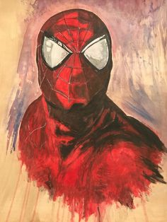 Art by: ? Spiderman Pictures, Spiderman Art, Amazing Spiderman, Marvel Films, Marvel Dc Comics, Marvel Cinematic, Spider Carnage, Spectacular Spider Man, Water Drawing