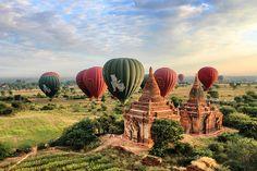 Myanmar, Burma oder Birma – unter diesen Namen kennt man das asiatische Land, das eingebettet zwischen Thailand, China, Laos, Indien und Bangladesch liegt.