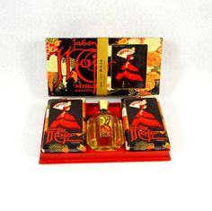 Vintage Maja Myrurgia Cologne and Soap Full Size Gift Set from Spain. Never Used
