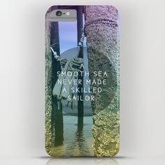 """Smooth Sea"" Phone Case"