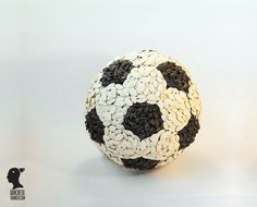 Seed Soccer Ball! Kick this around in your garden for a about 10 minutes and things will just grow all by themselves.